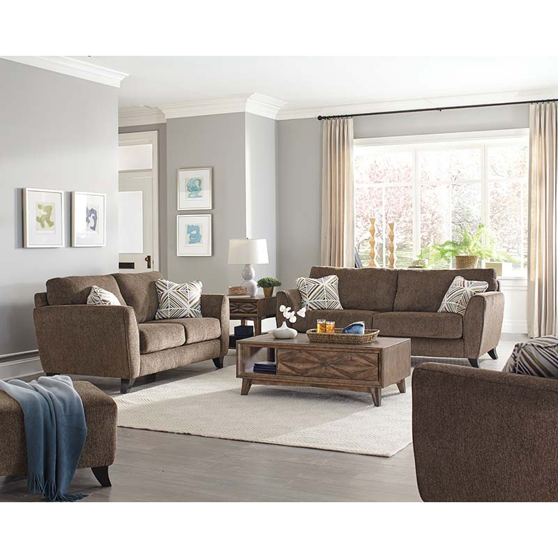 Ashley Soletren Ash Sofa Amp Swivel Accent Chair Rent To